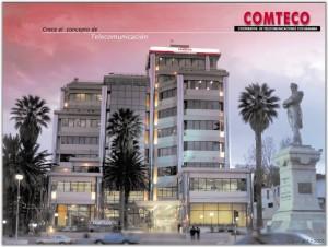 edificio comteco cochabamba