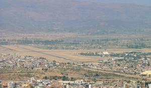 extension del aeropuerto jorge Wilsterman de Cochabamba Bolivia