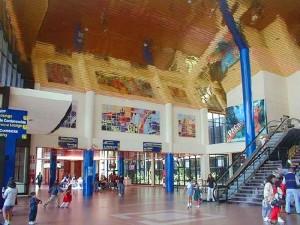interior del aeropuerto de cochabamba