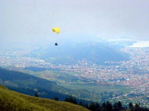 parapenteo en cochabamba