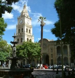 plaza principal cochabamba