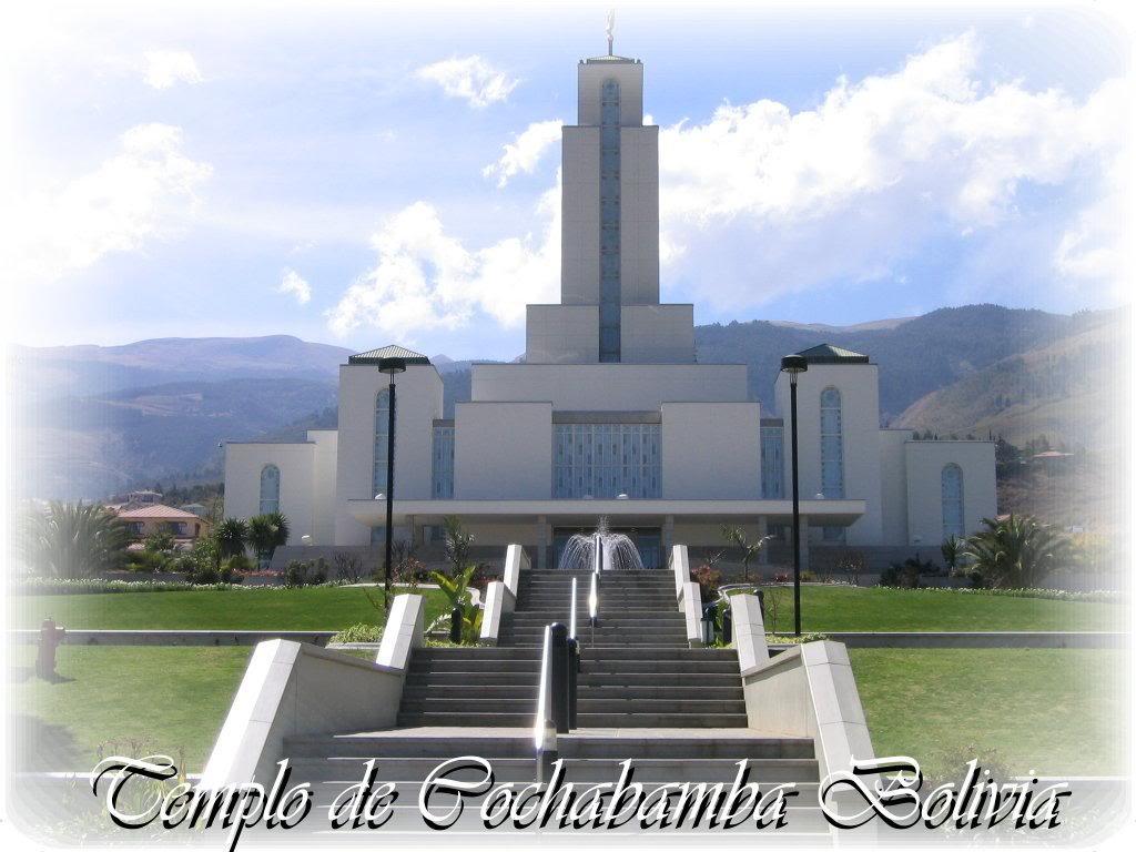 templo en cochabamba
