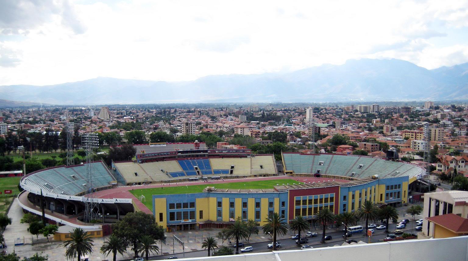 Fotos de wilstermann bolivia 95