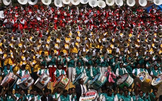 La banda de musica de oruro bolivia