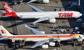 Vuelos compartidos entre TAM e Iberia