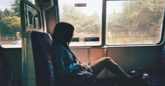 Viajar esuchcando musica
