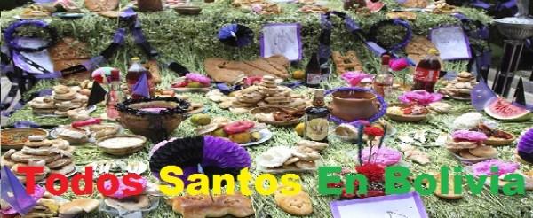 La fiesta de todos santos en bolivia