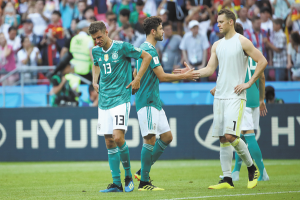Decepciones En Los Pronósticos Deportivos Para Alemania