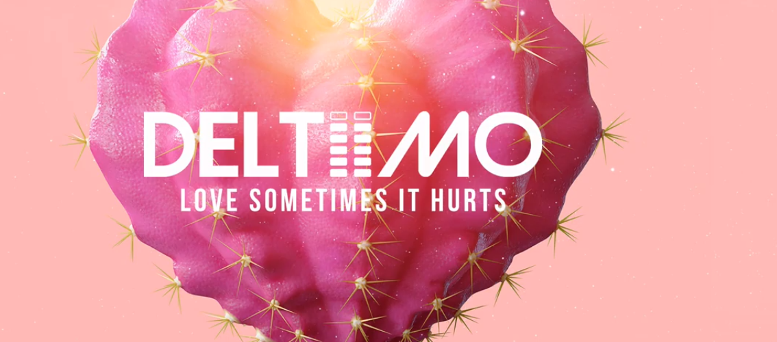 "Nueva canción emotiva de Deltiimo dice que ""Love Sometimes It Hurts"""