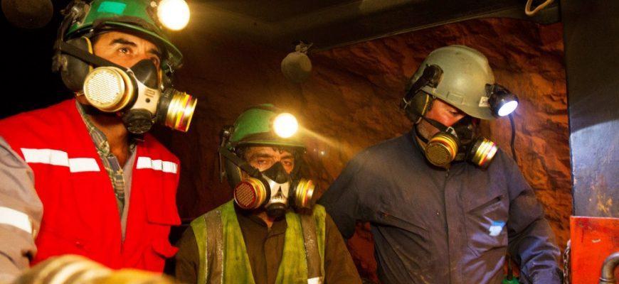 Medidas de seguridad que todo minero debe conocer