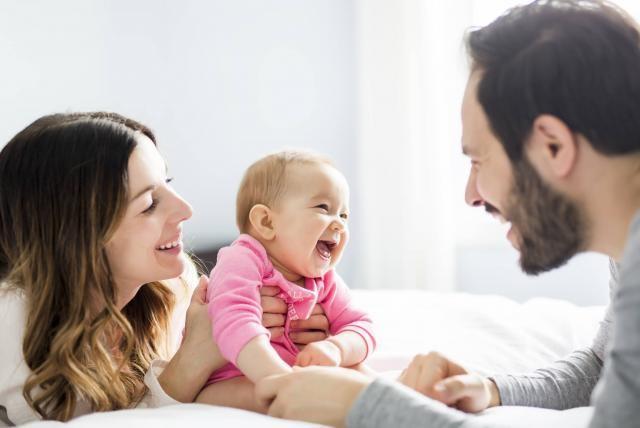 La importancia de educar a los hijos desde que son bebés